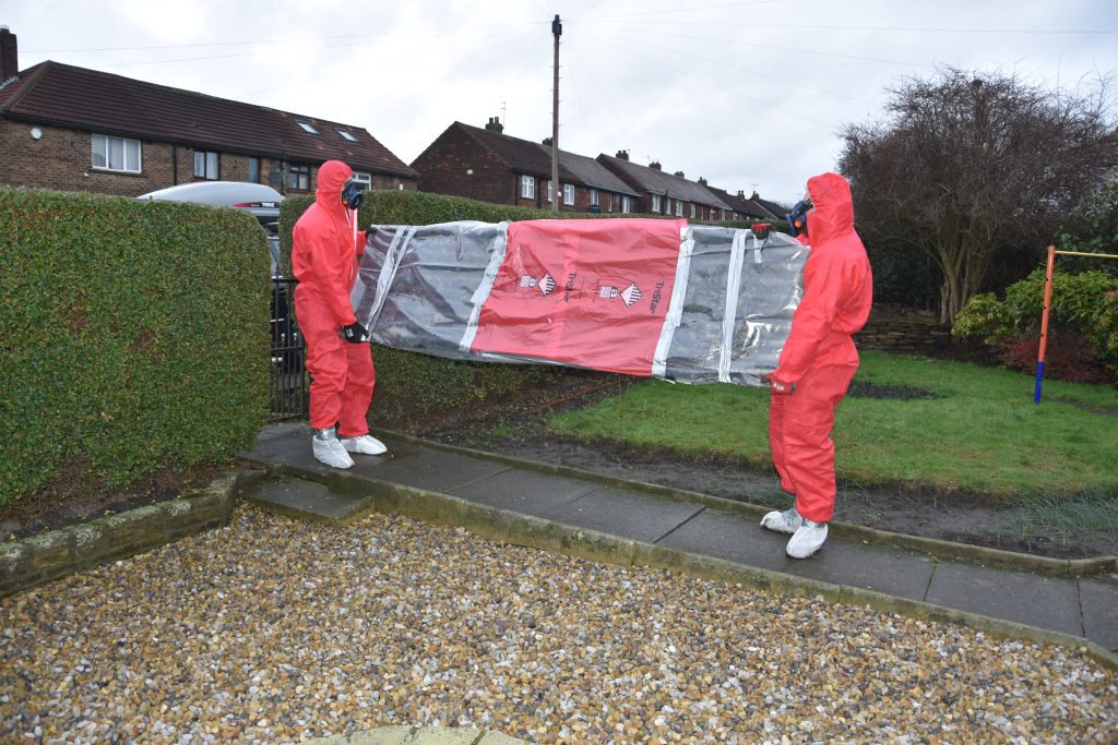 YORKSHIRE ASBESTOS REMOVAL SERVICES​